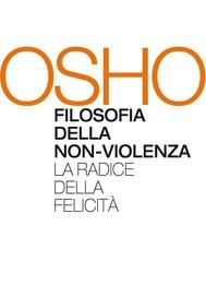 OSHO: Filosofia della non-violenza - copertina