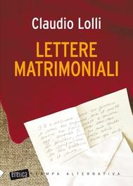Lettere Matrimoniali - copertina