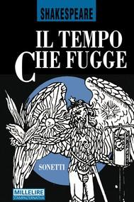 IL TEMPO CHE FUGGE - copertina