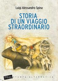 STORIA DI UN VIAGGIO STRAORDINARIO - copertina