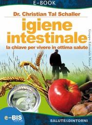 Igiene intestinale - copertina