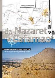 Da Nazaret a Cafarnao - copertina