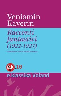 Racconti fantastici (1922-1927) - Librerie.coop