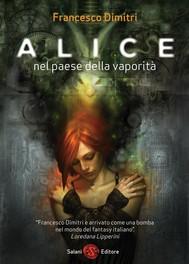 Alice nel paese della vaporità - copertina
