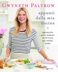 Appunti dalla mia cucina - copertina
