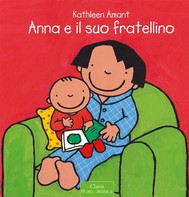 Anna e il suo fratellino - copertina