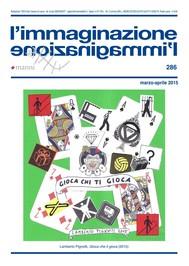 l'immaginazione 286 - copertina