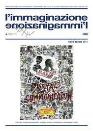 l'immaginazione 288 - copertina