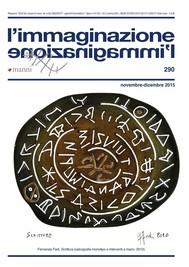 l'immaginazione 290 - copertina