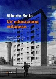 Un'educazione milanese - copertina