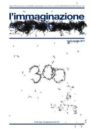 l'immaginazione 300 - copertina