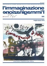 l'immaginazione 305 - copertina