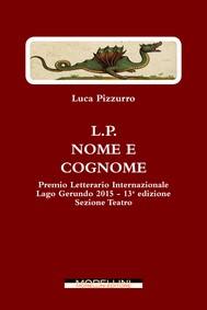 L.P. Nome e cognome - copertina