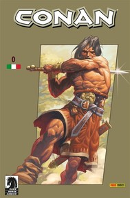 Conan 0. La Leggenda - copertina