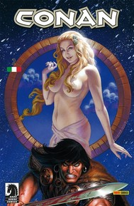 Conan 2. La Figlia del Gigante dei Ghiacci - copertina