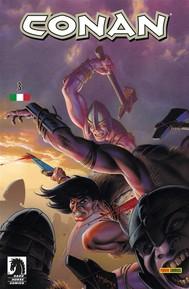 Conan 3. Dietro il Vento del Nord - copertina