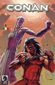 Conan 4. Le Porte del Paradiso - copertina