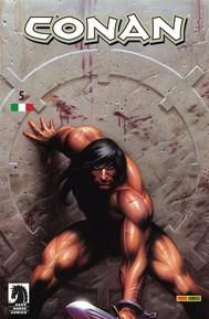 Conan 5. Cenere e Polvere - copertina
