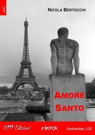 Amore Santo - copertina