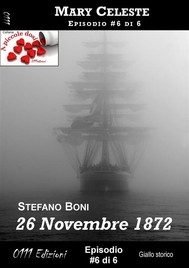 26 Novembre 1872 - Mary Celeste ep. #6 - copertina