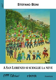 A San Lorenzo si scioglie la neve - copertina