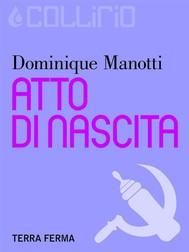 Atto di Nascita - copertina