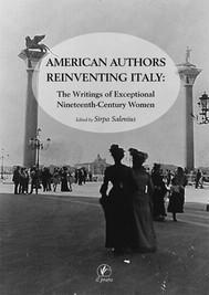 American Authors Reinventing Italy - copertina