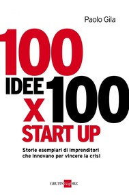 100 idee per 100 start-up - copertina