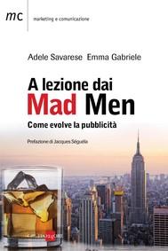 A lezione dai Mad Men - copertina