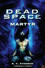 Dead Space Martyr - copertina