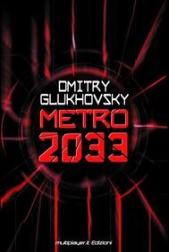 Metro 2033 - copertina