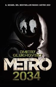 Metro 2034 - copertina