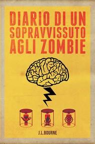 Diario di un Sopravvissuto agli Zombie - copertina