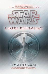 Star Wars L'Erede dell'Impero - copertina