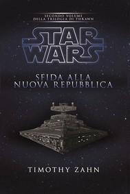 Star Wars Sfida alla Nuova Repubblica - copertina