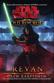 Star Wars The Old Republic Revan - copertina