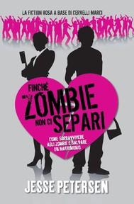 Finché Zombie non ci separi - copertina