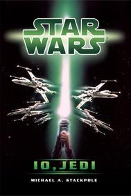 Star Wars Io, Jedi - copertina