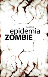 Epidemia Zombie - copertina