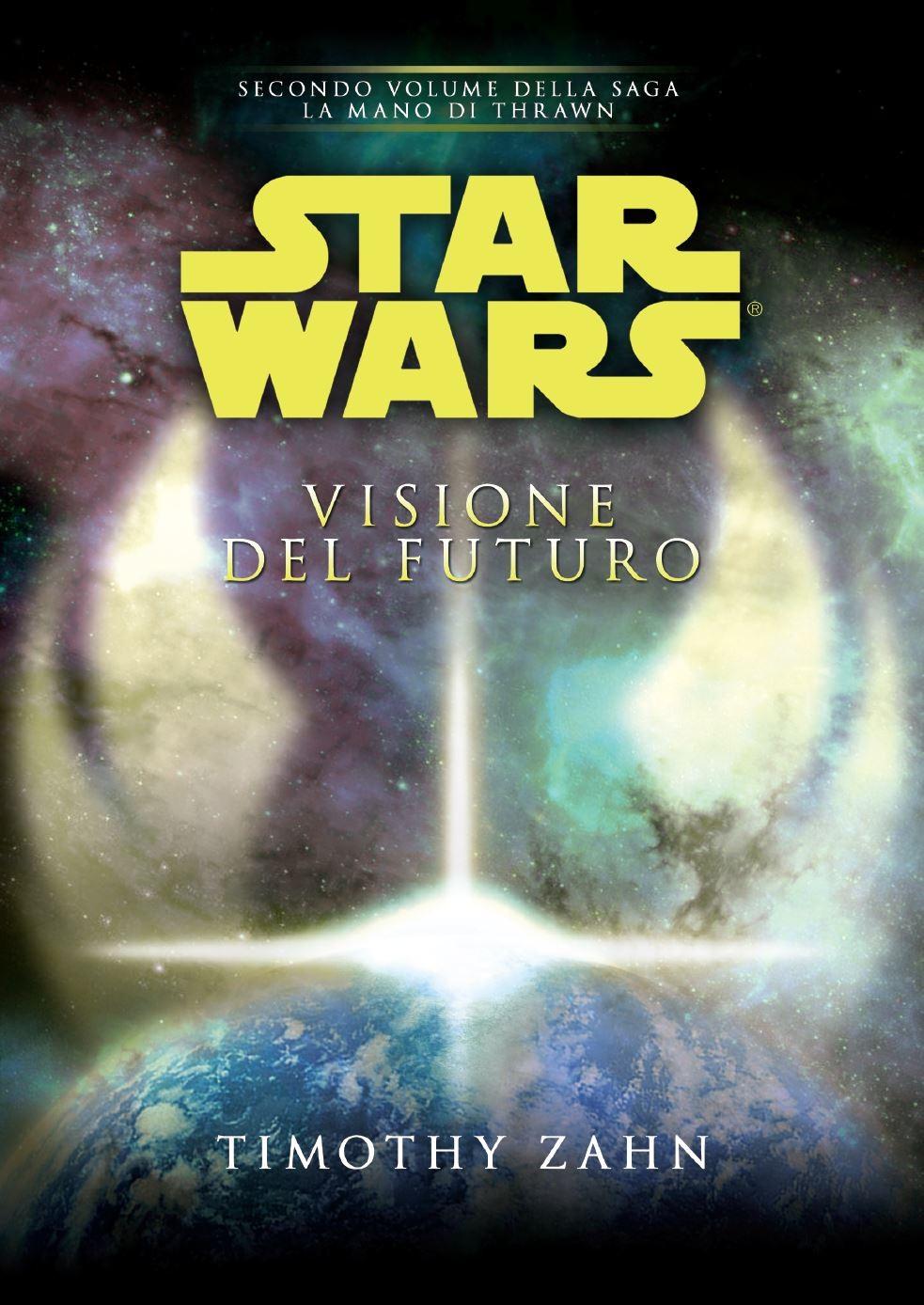 Book Cover Images Api : Star wars la mano di thrawn visione del futuro