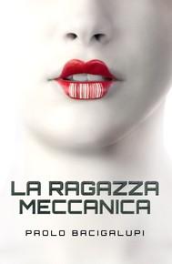 La Ragazza Meccanica - copertina