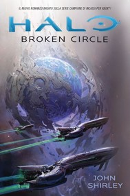 Halo Broken Circle - copertina