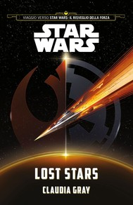 Star Wars - Lost Star - copertina