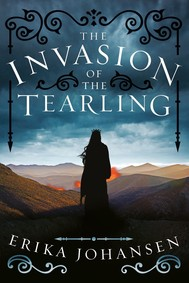 The Invasion of the Tearling - copertina