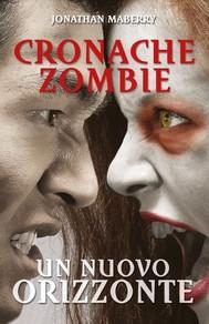 Cronache Zombie 4: Un nuovo orizzonte - copertina