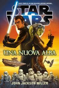 Star Wars - Una Nuova Alba - copertina