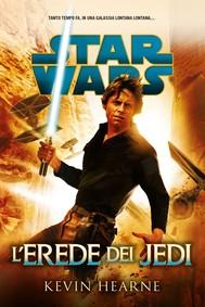 Star Wars - L'erede dei Jedi - copertina