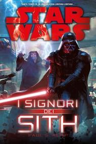 Star Wars - I Signori dei Sith - copertina