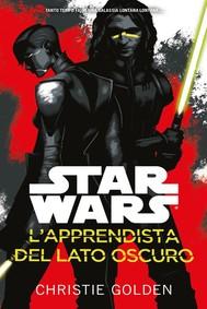 Star Wars: L'Apprendista del Lato Oscuro - copertina
