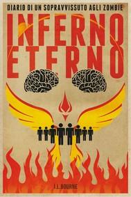 Diario di un sopravvissuto agli zombie 4 - Inferno Eterno - copertina